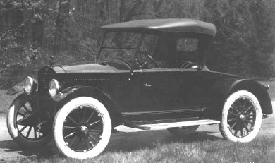 1921 Essex Model A 2 Pass Roadster