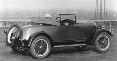 1927 Essex Super Six 2 Pass BoatTail Speedster