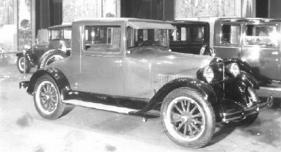 1927 Essex Super Six 2 Pass Coupe